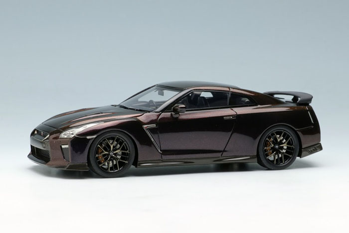 EIDOLON EM460A Nissan GT-R 50台限定特別仕様車 2018 Midnight Opal Limited 50pcs