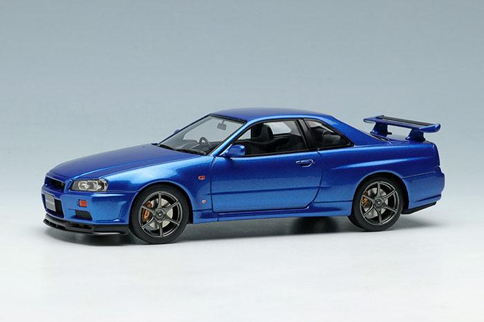 【お取り寄せ商品】 EIDOLON EM462A Nissan Skyline GT-R (BNR34) V-Spec 1999 Bayside Blue