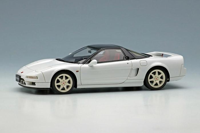 EIDOLON EM470F Honda NSX-R (NA1) 1994 Option Wheel version Grandprix White Limited 30pcs