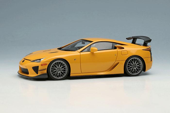 EIDOLON EM538A Lexus LFA Nurburgring Package 2012 Orange