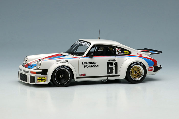 EIDOLON EM548 Porsche 934 Turbo Brumos Racing Daytona 24H 1977 No.61