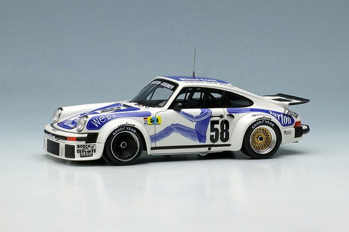 EIDOLON EM549 Porsche 934 Turbo Burton Le Mans 24h 1977 No.58
