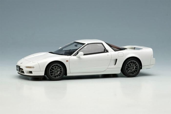 EIDOLON EM584B Honda NSX type S Zero (NA2) 1997 Grand Prix White Limited 50pcs