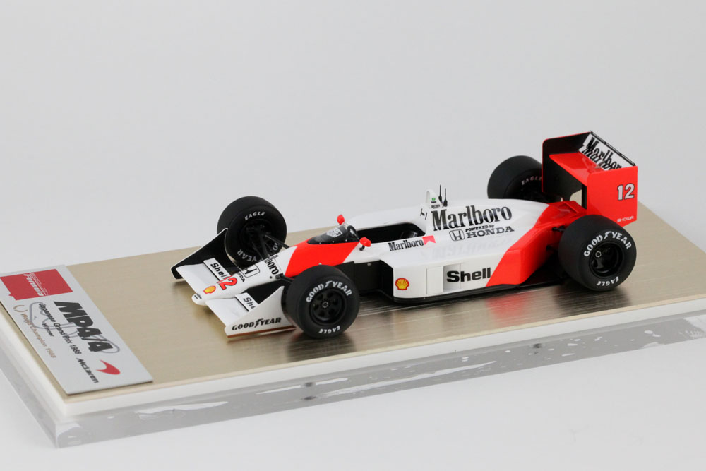 EIDOLON FE013A McLaren Honda MP4/4 Japanese GP 1988 No.12 A.Senna