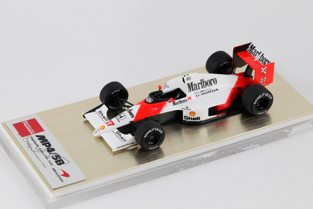 EIDOLON FE019A McLaren Honda MP4/5B Japanese GP 1990 No.27 A.Senna