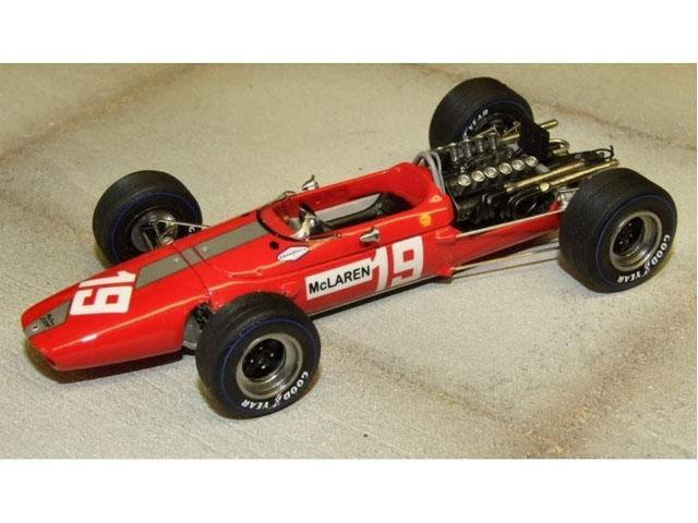 Formula Models FM43 マクラーレン M5A  B.Mclaren/D.Hulme/J.Bonnier 3ver.