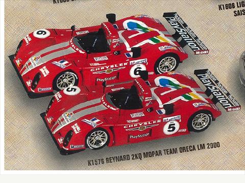 PROVENCE K1576 レイナード 2KQ MOPAR Team ORECA n.5/6 LM2000