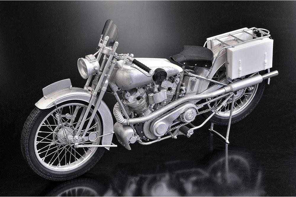 【お取り寄せ商品】 HIRO K662 1/9 Brough Superior SS100 1926