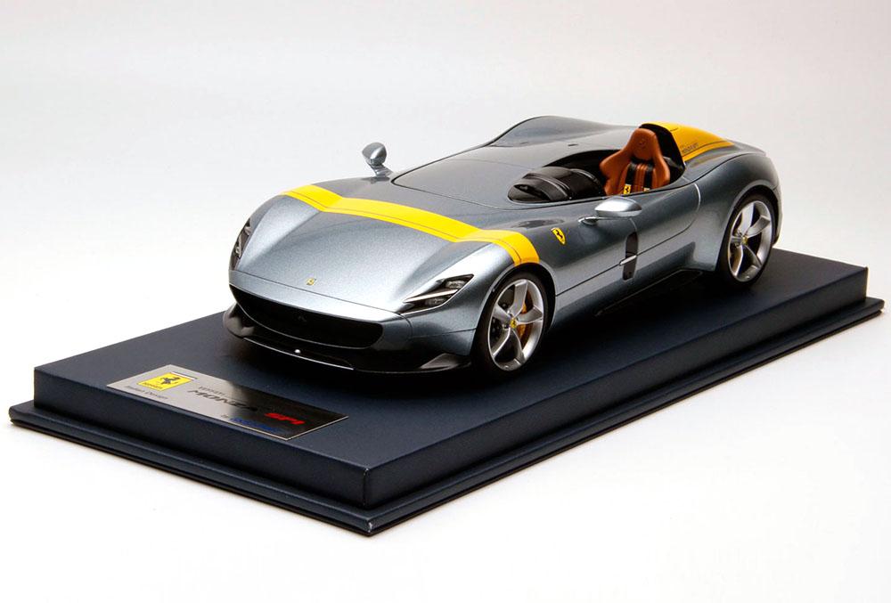 LOOKSMART LS18_21A 1/18 Ferrari Monza SP1 (ケース付)