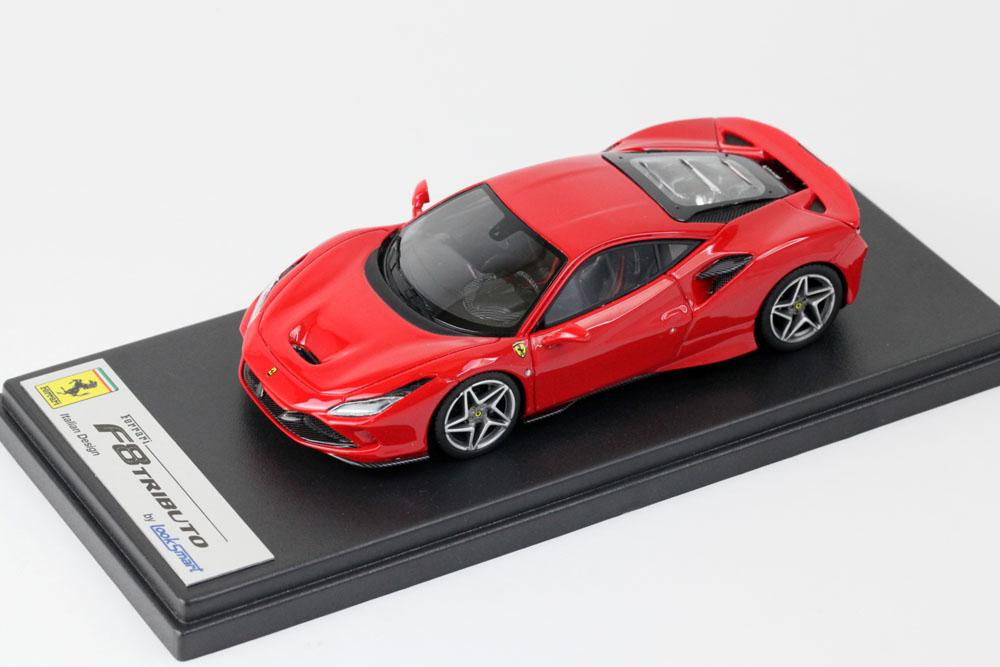 LOOKSMART LS503A Ferrari F8 Tributo Red Geneva Motorshow 2019