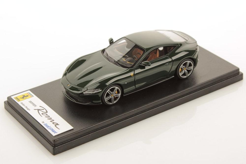 LOOKSMART LS508K 1/43 Ferrari Roma Verde Abetone