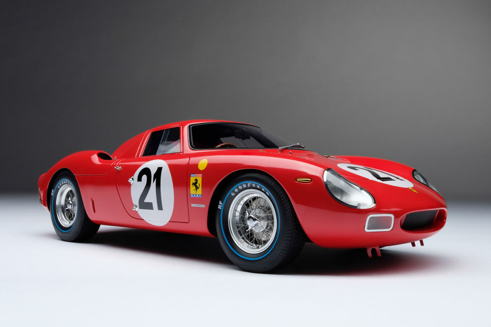 【お取り寄せ商品】 Amalgam M5902 1/18 フェラーリ 250LM n.21 Le Mans 1965 Winner