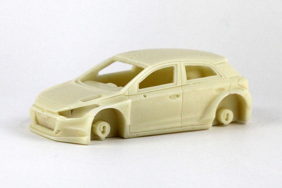 MERI 1/43 Hyundai i20 R5