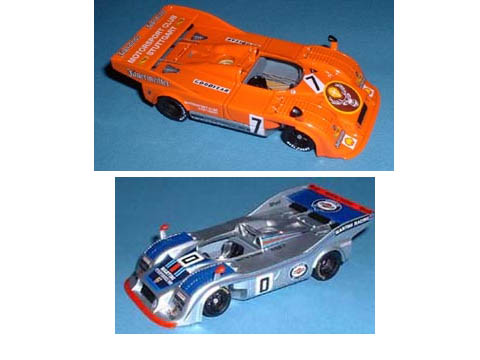 MARSH MODELS MM093 ポルシェ 917/10-30 Can-Am 73-74 Martini/Jagermeister