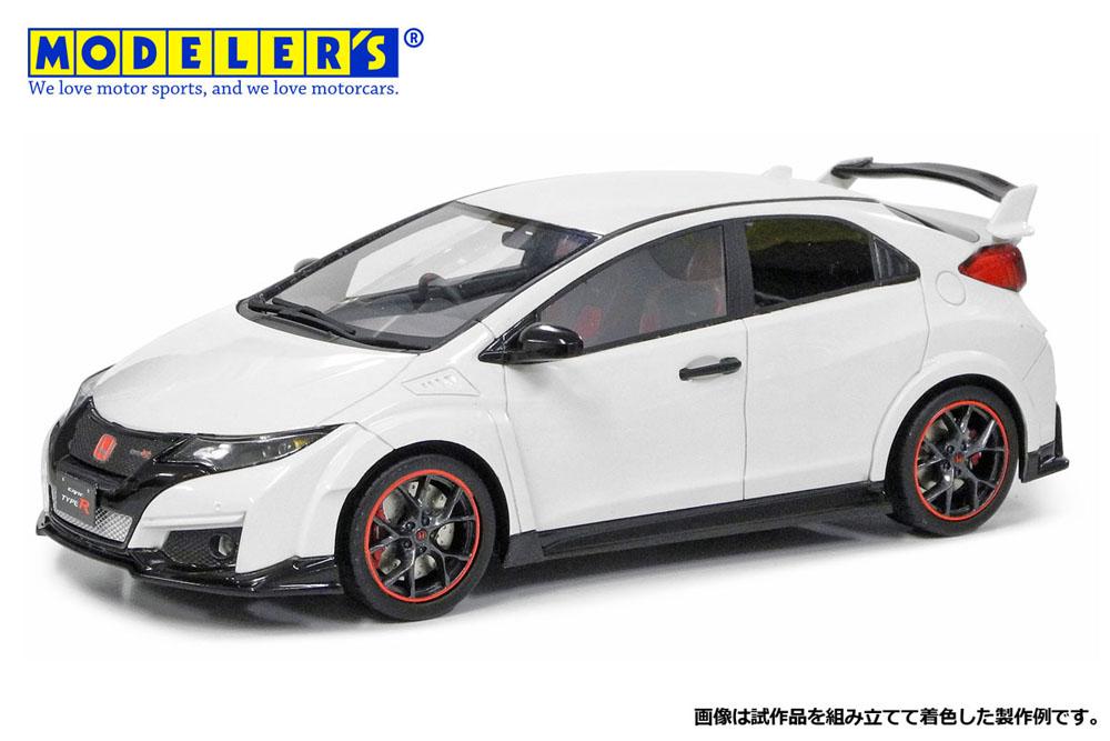 【お取り寄せ商品】 MODELER'S MK013 1/24キット ホンダ シビック Type R 2015