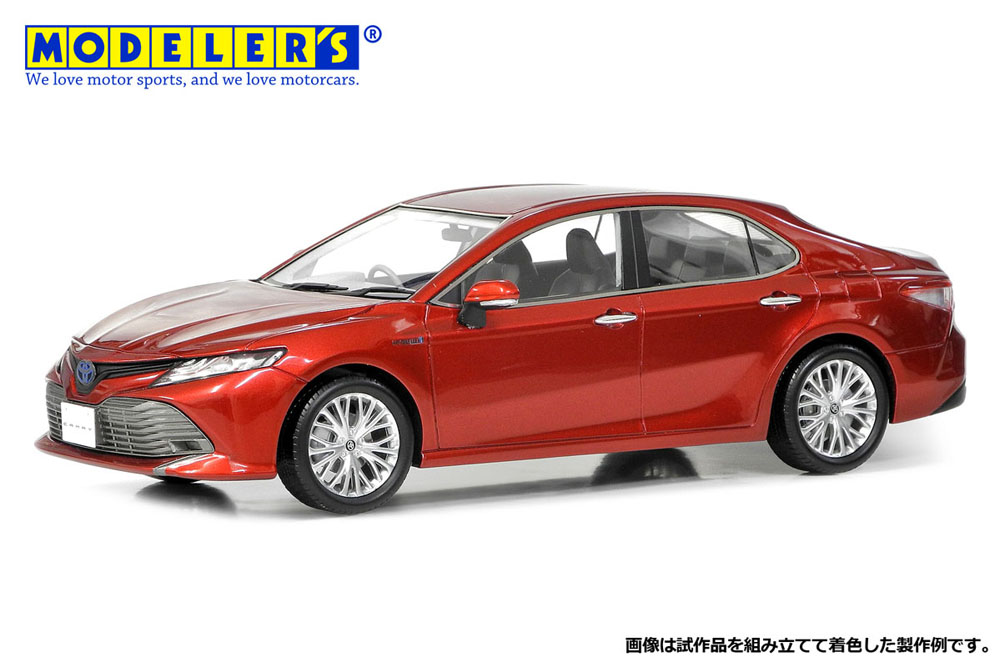 ** 予約商品 ** MODELER'S MK014 1/24キット Toyota CAMRY G LEATHER PACKAGE (2017)