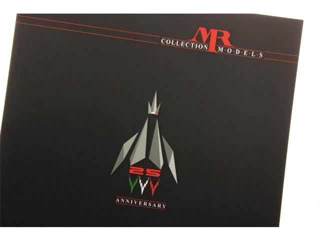 書籍 MR collection 25th Anniversary Book