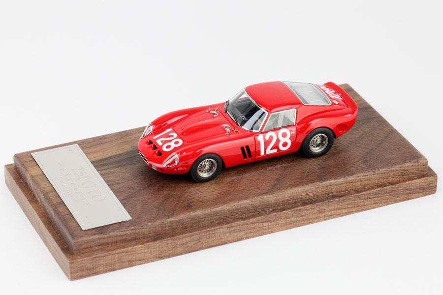 MY64 01Y 1/64 Ferrari 250GTO S/N 3705GT #128 1964 Targa Florio Limited 199pcs