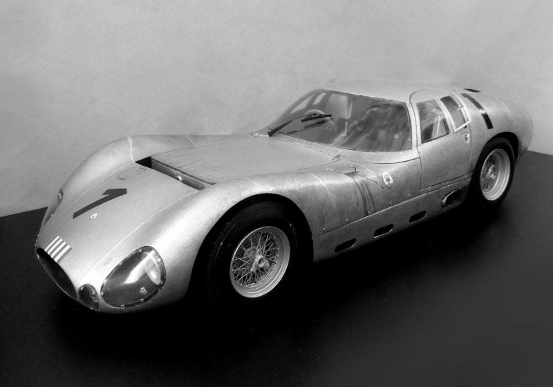 【お取り寄せ商品】 プロフィール P12004 1/12 マセラティ Tipo 151/3 Test Le Mans 1964