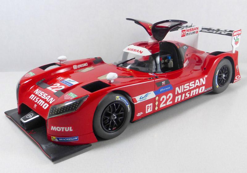 プロフィール P24100 1/24 ニッサン GTR Le Mans 2015 n.21/22/23