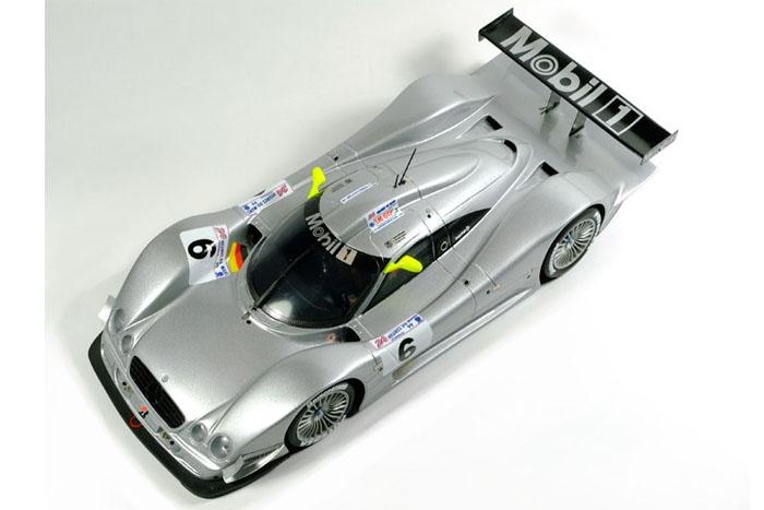 ** 予約商品 ** プロフィール24 P24121 1/24 Mercedes CLR Le Mans 1999 n.4/5/6