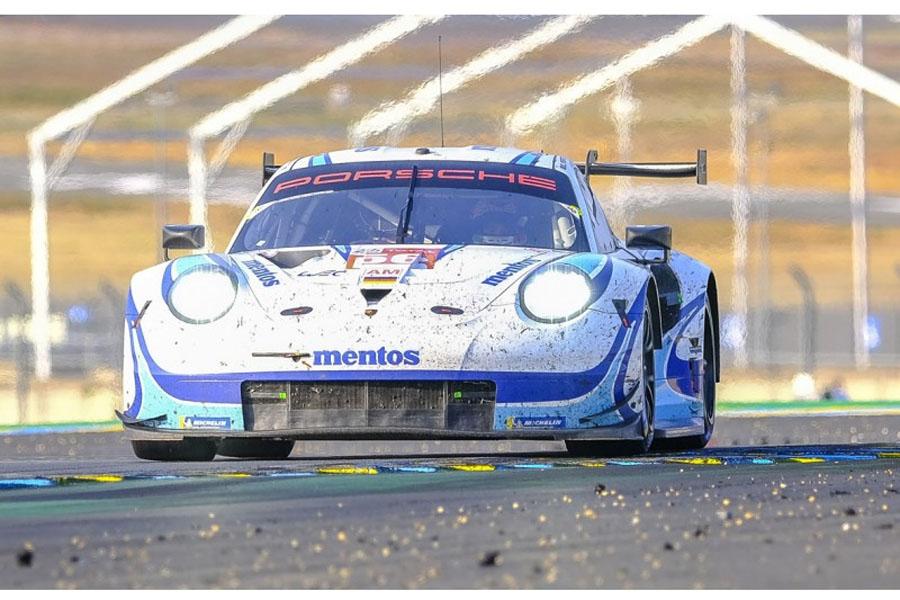** 予約商品 ** プロフィール24 P24126 1/24 Porsche 911 RSR (Project 1) Mentos n.56 Le Mans 2020