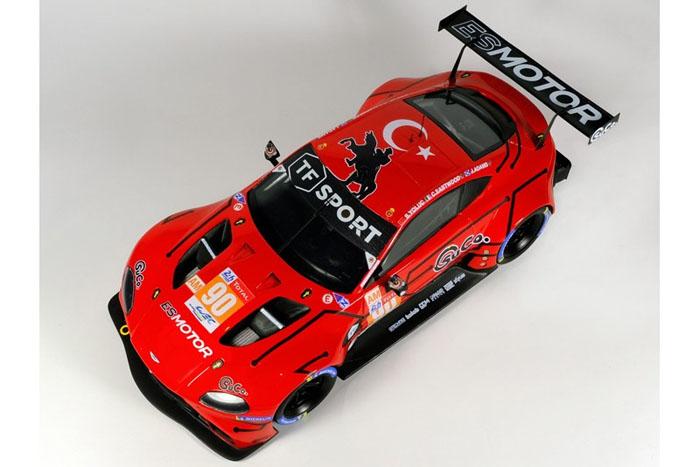 プロフィール24 P24130 1/24 Aston Martin Vantage TFSport n.90 Le Mans 2020