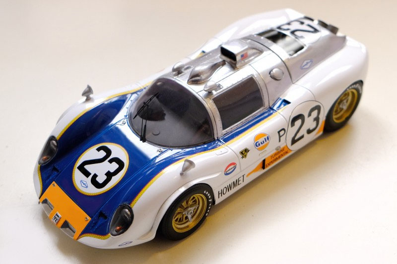 プロフィール24 P24132 1/24 Howmet TX Le Mans 1968 n.22/24
