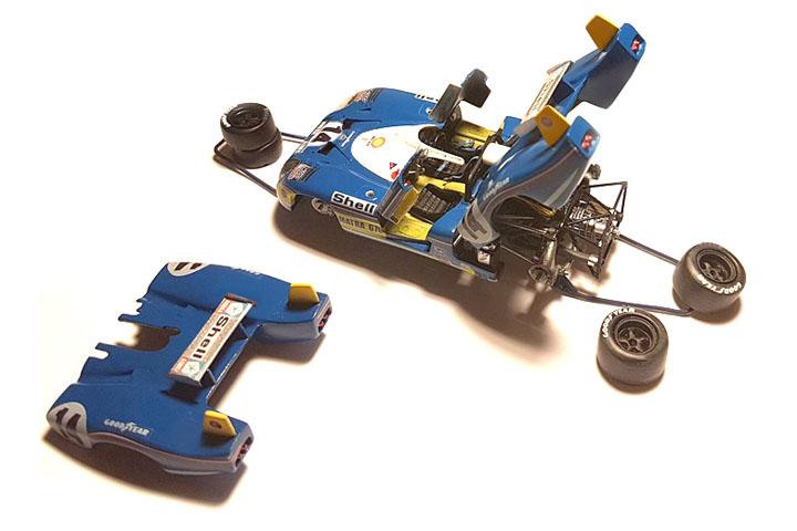 ** 予約商品 ** プロフィール P43014 1/43 マトラ 670 Le Mans 1973 n.14 (Long Tail) ハイディテールキット