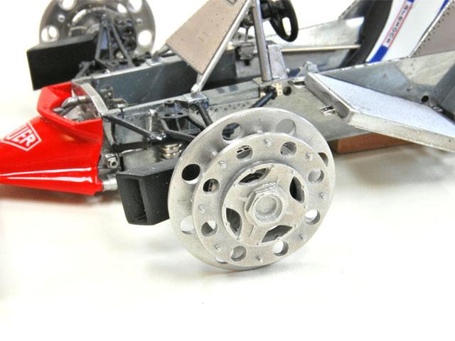 HIRO P979 1/20 Dummy Wheel Type Ferrari 1970's