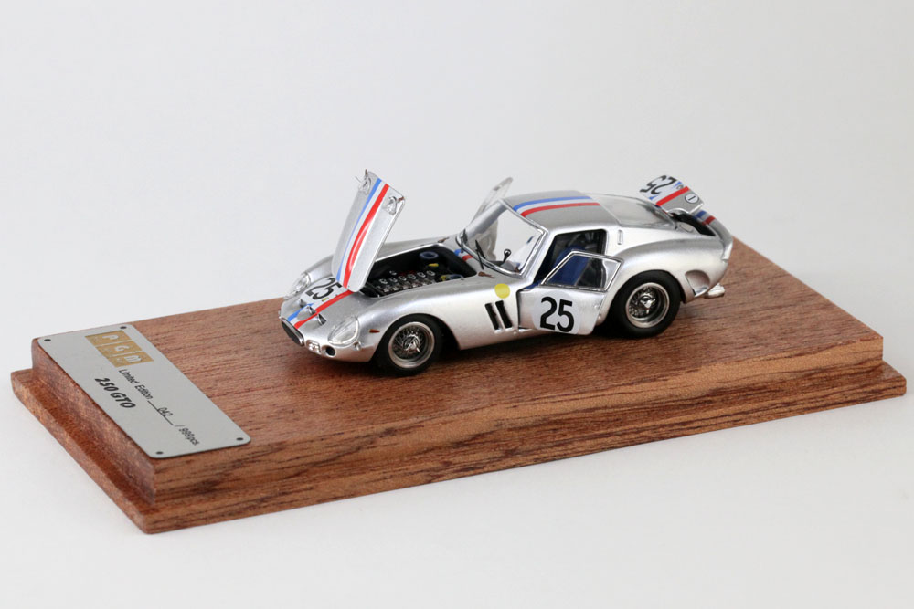 PGM 1/64 Ferrari 250GTO n.25 Le Mans 1963 (Nomal ver.)