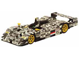 Provence Miniatures K085 ドーム S101 n.15/16 Racing for Holland LM 2004
