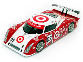 Provence Miniatures K107 レクサス RILEY GANASSI Daytona 2006 winner