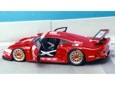 RENAISSANCE int25/27 ポルシェ 911 GT1 LM 97 n.27 BMS 8th 100限定