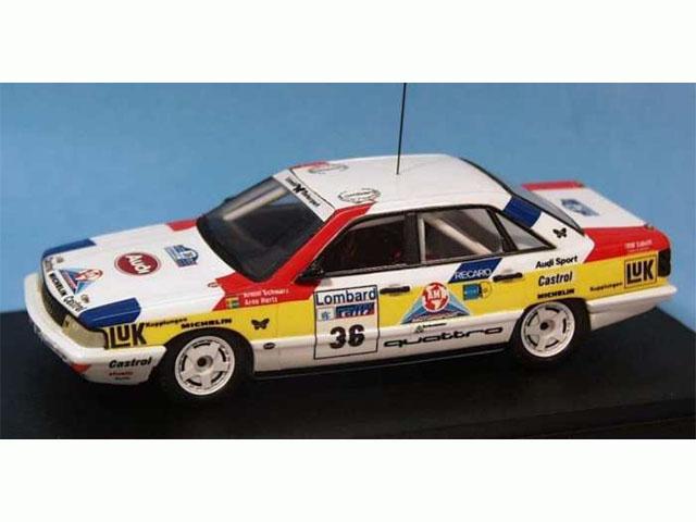 SCALA43 K016 アウディ 200 Quattro SMS RAC Rally 1988