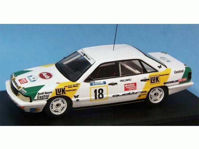SCALA43 K017 アウディ 200 Quattro LUK Rally Acropolis 1989