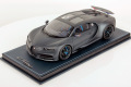 ** 予約商品 ** MR collection BUG08_110 1/18 Bugatti Chiron Sport 110 Ans Geneva Motorshow 2019