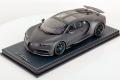 MR collection BUG08_110 1/18 Bugatti Chiron Sport 110 Ans Geneva Motorshow 2019