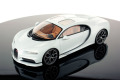** 予約商品 ** MR collection BUG08A 1/18 Bugatti Chiron Sky View Glacier White