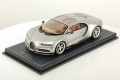 ** 予約商品 ** MR collection BUG08B 1/18 Bugatti Chiron Sky View Argent