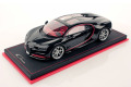 ** 予約商品 ** MR collection BUG08D 1/18 Bugatti Chiron Sky View Nocturne / Red