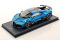 ** 予約商品 ** MR collection BUG09D 1/18 Bugatti Divo French Racing Blue