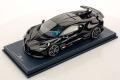 ** 予約商品 ** MR collection BUG09SE 1/18 Bugatti Divo Black Carbon limited 99pcs
