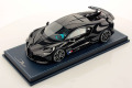 MR collection BUG09SE 1/18 Bugatti Divo Black Carbon limited 99pcs