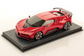 ** 予約商品 ** MR collection BUG11C 1/18 Bugatti Centodieci Italian Red Limited 49pcs
