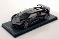 ** 予約商品 ** MR collection BUG11D 1/18 Bugatti Centodieci Shiny Black Limited 49pcs