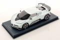 ** 予約商品 ** MR collection BUG11 1/18 Bugatti Centodieci White
