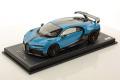 ** 予約商品 ** MR collection BUG13A 1/18 Bugatti Chiron Pur Sport Agile Blue