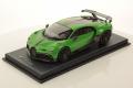 ** 予約商品 ** MR collection BUG13B 1/18 Bugatti Chiron Pur Sport Viper Green