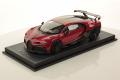** 予約商品 ** MR collection BUG13C 1/18 Bugatti Chiron Pur Sport Italian Red